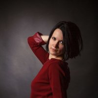 фото в студии :: Лариса Кветинская