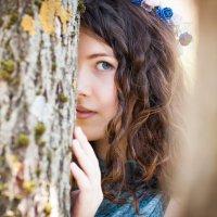 Девушка - весна :: Irina Fedotovskaya