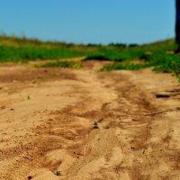 песок :: Кристина Семакина