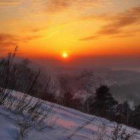 На закате :: Анатолий Иргл