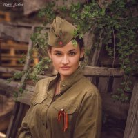 Фотопроект, посвященныйу 70-летию со дня Победы :: Валерия Ступина