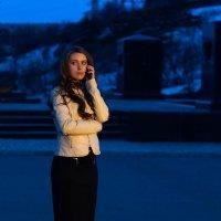 Напрасное ожидание - 1 :: Роман Маркин