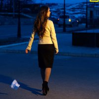 Напрасное ожидание - 5 :: Роман Маркин