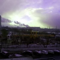Про непогоду :: Николай Дони