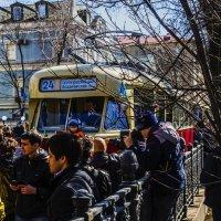 Парад трамваев 2015 :: Константин Сафронов