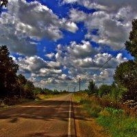 дорога в лето :: Дмитрий Анцыферов