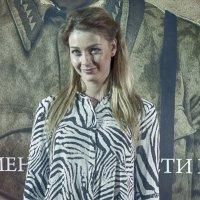Актриса Мария Александрова :: Евгений Кривошеев