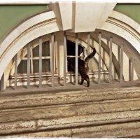 На работу (кошки Эрмитажа) :: muh5257