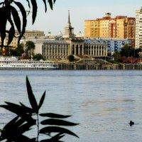 Вид на речной вокзал :: Сергей Бажов