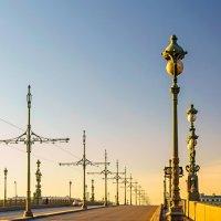 Троицкий мост :: Константин Бобинский