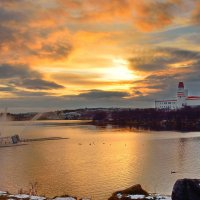 Семеновское озеро. :: kolin marsh