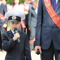 Настоящий маленький мужчина :: Антон Панфёров