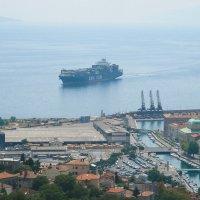 Морской порт :: Андрей Горлицкий