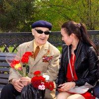 Не стареют душой Ветераны! :: Владимир Холодный
