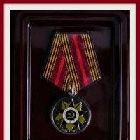 Юбилейная медаль «70 лет Победы в Великой Отечественной войне 1941—1945гг. :: Надежда