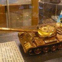 Макет танка :: Aнна Зарубина