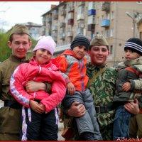 День Победы - праздник для всех :: Андрей Заломленков
