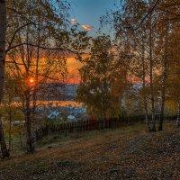 Осенний закат :: vladimir