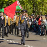 Парад в Солигорске :: Tatsiana Latushko