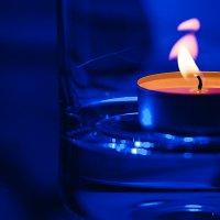 Свеча горела на столе... :: Евгений Морозов