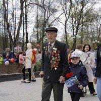 Прадед и внук. :: Александр Кемпанен