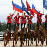 мы красна кавалерия, и про нас ,былинники речистые ведут расказ :: Олег Лукьянов