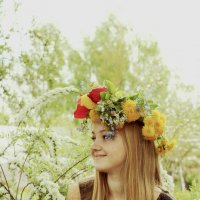 Аня :: Ульяна Жданова
