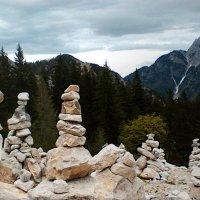 Горы / Словения :: Евгения Каравашкина