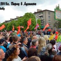 Парад 9 мая 2015г. Алые флаги. :: Наталья (ShadeNataly) Мельник