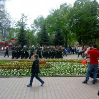 Праздничный марш... :: Тамара (st.tamara)