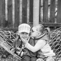 Первая любовь :: Светлана Ларина