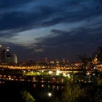 Москва :: Лёля Дмитриева