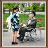 День Победы на Поклонной Горе :: Ирина Князева
