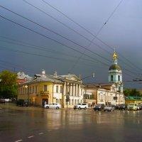 """Москва площадь """"Яузские ворота"""" :: Денис Масленников"""