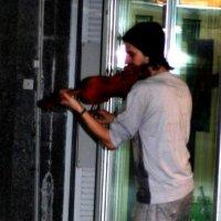 Одинокий скрипач :: Viktor Heronin