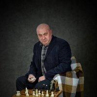 шахматная ностальгия :: Георгий Муравьев