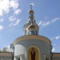 Фрески Храма :: Наталья Золотых-Сибирская