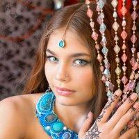 Нотки Индии :: Райская птица Бородина