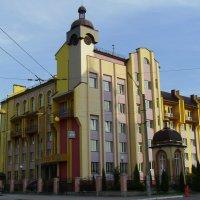 Институт  искусств  в  Ивано - Франковске :: Андрей  Васильевич Коляскин