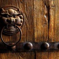 """Дверь с """"Дверным молотком"""" :: Николай"""