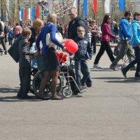 Встреча с ветераном :: Наталья Тимофеева