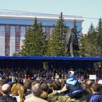 ЛЕНИН на параде. :: Сергей Югов
