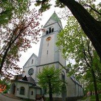 Церковь Луизы :: Дмитрий Лебедихин