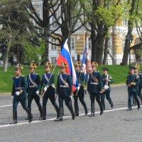 Президентский полк. Московский Кремль. :: Маера Урусова
