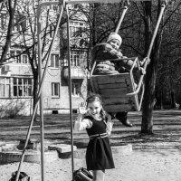 Тёплый, весенний, солнечный день :: Сергей Михайлов