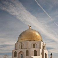 Памятный знак в честь принятия булгарами ислама :: Евгений Анисимов