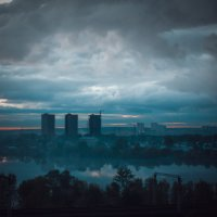 Город :: Роман Ра