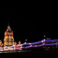 Москва :: Полина Иващенко