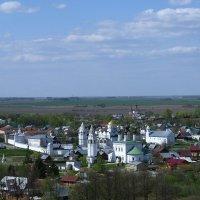 монастырь в Суздале :: Сергей Цветков