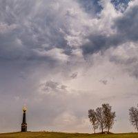 Бородинское поле перед штормом :: Марат Закиров
